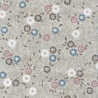 Floral Scroll - Quartz D1694Q