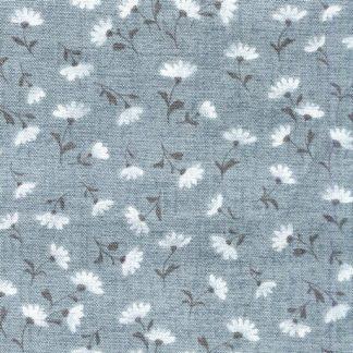Floral Scatter - Blue D1696B