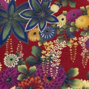 Asian Elegance NOBU-73-RED
