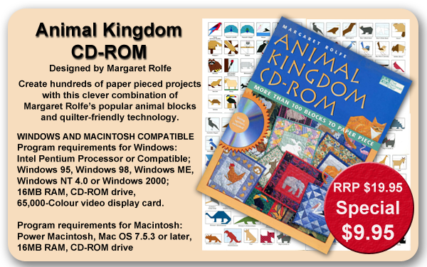 Animal Kingdom CD-ROM by Margaret Rolfe