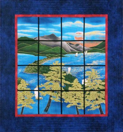 Japanese Window (Lake View)