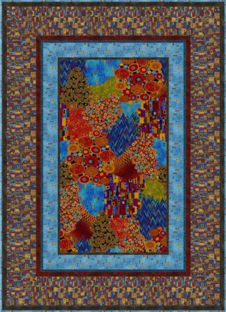 Intrigue Free Pattern - Modern Art