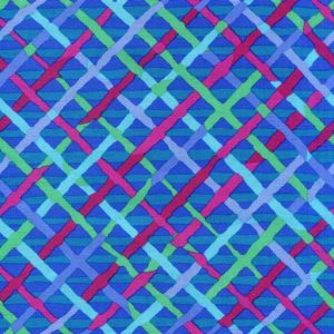 Mad Plaid PWBM037-COBALT
