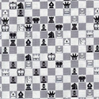 Mini Chess TT1947-WHITE
