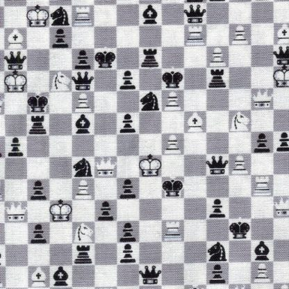 Mini Chess TT1947-WHITE