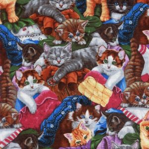 Whiskers and Tails - Multi AJN-16392-205