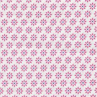 Ella Blue Fabrics, Nellie Hill Daisy te1014-wp