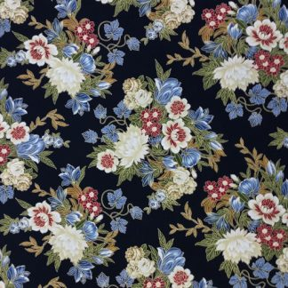 Marbella Large Floral 1724-Neutral