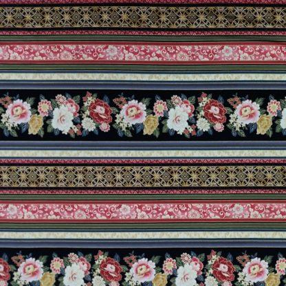 Gion Border Stripe - Multi 23154-mul1