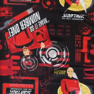 Star TRek TNG Red Uniforms 6320102-1