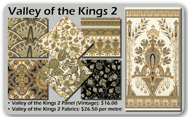 Valley of the Kings 2 - Vintage