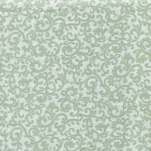 Daphne Vine Scroll Y1367-33 Green