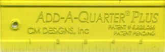 ADD-A-QUARTER PLUS