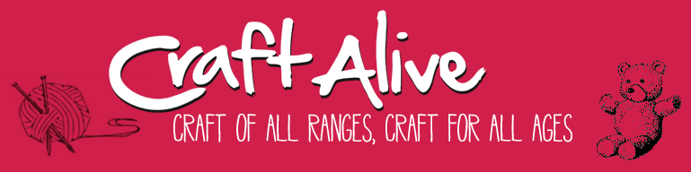 Craft Alive Banner