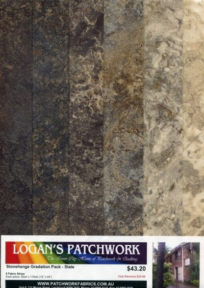 Stonehenge Gradation Pack - Slate