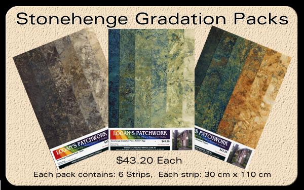 Stonehenge Gradation Packs