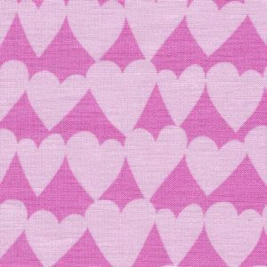 Hearts - Pink PWDW070-PINKX