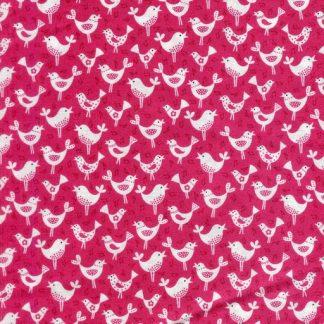 Birds - Pink 1820-P