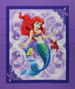 Ariel and Friends Panel CP52284