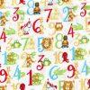 ABC 123 Numbers & Animals - White HGAC-6473-81