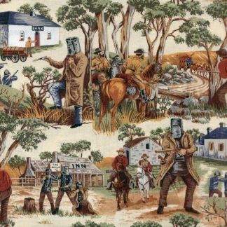 Ned Kelly's Gang - Natural 11530-1