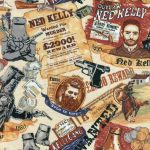Ned Kelly Posters - Natural 11530-2