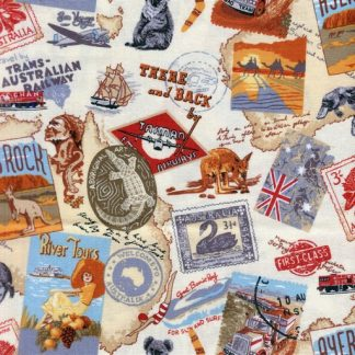 Australian Gold Postcards 11560-102