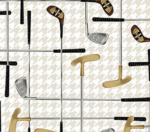 Golf Clubs - Cream 21686-11