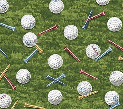 Golf Balls and Tees - Green 21687-76