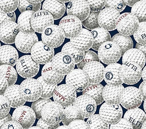 Golf Balls - Navy 21689-49
