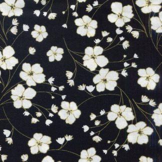 Garden Silhouette - Black 8634M-12