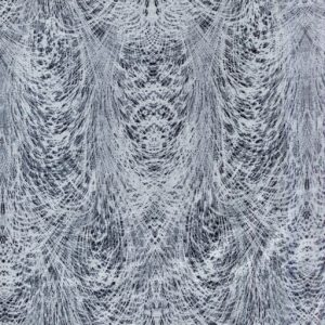 Chalk Feathers - Grey 01440-11