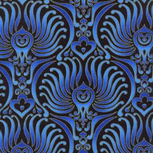 Plume Flourish 8666-Blue