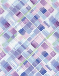 Bias Plaid C5223-Lilac