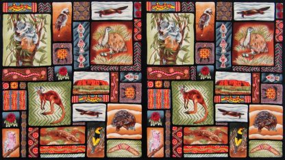 Awesome Australia Panel 10740-101-Horizontal