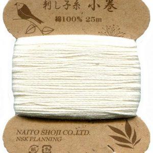 Sashiko Thread – Col. 2 (25 metre card)