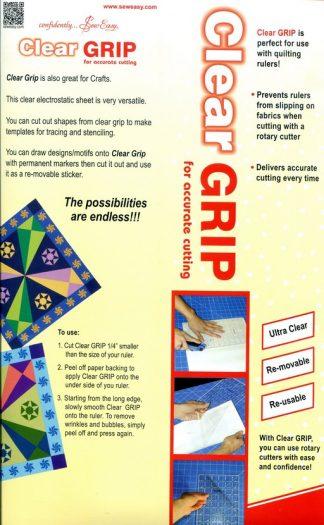 Clear GRIP ER901