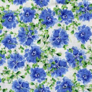 Spring in Versailles – Blue HTC3025A