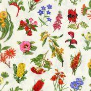 Wildflowers - Cream 11630-1