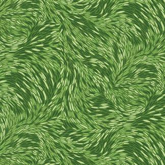Seed Scroll - Green 2975-44