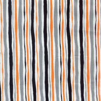 Happy Halloween Stripe - Spook PWDW101-0SPOO