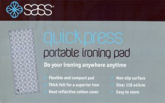SASS Quick Press Portable Ironing Pad