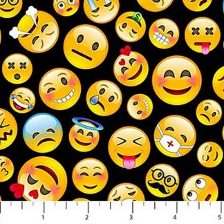 Emoji - Black 21838-99