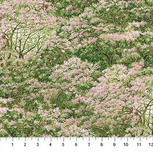 Abundant Garden - Pink 21842-21