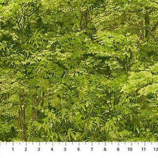 Abundant Garden - Green 21843-74