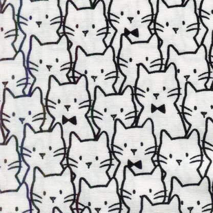 Cat Cluster - White 21170104-1