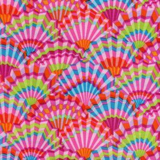 Paper Fans PWGP143-PINK