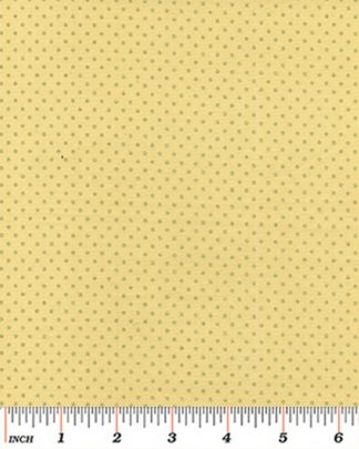 Dots - Gold on Gold 4927M-30