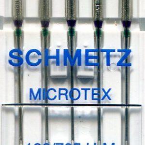 Schmetz Microtex Machine Needles 70 / 10