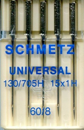Schmetz Universal Machine Needles 60 / 8